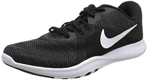 Nike Women's Flex Trainer 8 Cross, Black/White-Anthracite