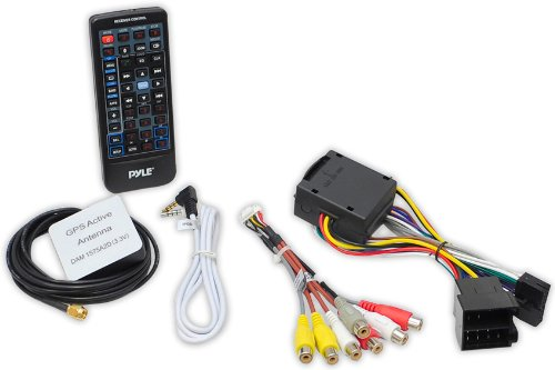 Amazon.com: Pyle PLBT72G 7-Inch Single DIN In-Dash Motorized Touchscreen  LCD Monitor with DVD/CD/USB/SD, AM/FM/Bluetooth, (Discontinued by  Manufacturer): Car Electronics | Pyle Plbt72g Wiring Harness |  | smartURL