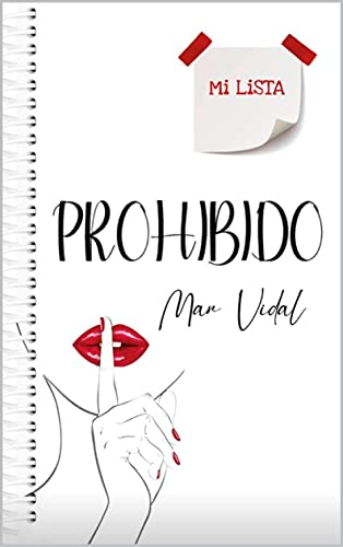 Mi lista: PROHIBIDO de Mar Vidal