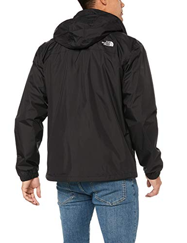 The North Face Resolve Veste Homme, Noir, FR : L (Taille Fabricant : L)
