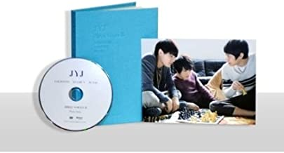 JYJ 3HREE VOICES II PHOTO STORY DVD : 1 DVD+84p Mini Photobook+Five Postcards K-POP Sealed
