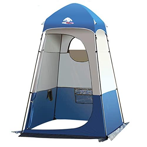 Tienda de Privacidad 160 * 160 * 240cm Acampar Tienda de Ducha, WC Portatil Camping, Refugios de Privacidad, Tienda Cocina Camping, Carpa Camping con Impermeable Bolsa de Transporte