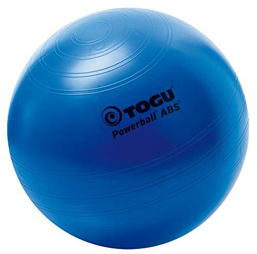 Togu Gymnastikball Powerball ABS (Berstsicher), blau, 65 cm