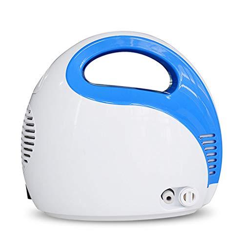 CHENGXINGF Atomizador comprimido, atomizador hogar, inhalador eléctrica, atomizador ultrasónico portátil, Puede ser Utilizado por Adultos y niños, partículas Finas, Velocidad rápida