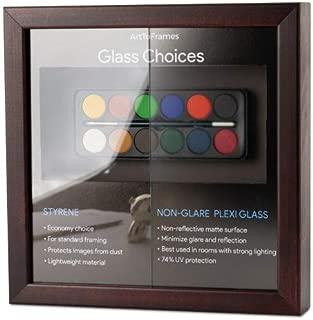 non reflective glass