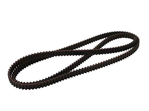 SECURA Zahnriemen kompatibel mit Agria Starjet Swisscaddy Rasentraktor