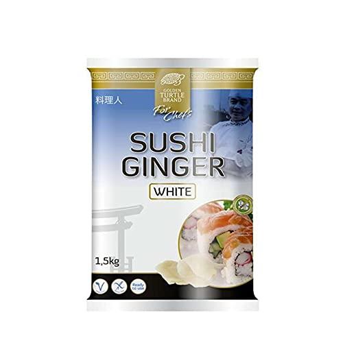 jengibre encurtido para sushi - 1,5 Kg