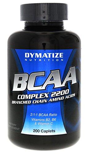 BCAA Complex 2200 - Dymatize Nutrition - 200 caps