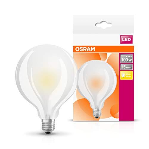 Osram 4058075808515 LED-Glühbirne 11,00 W E27 Weiß