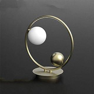 Jfsmgs Creatieve Tafellamp Nordic Modern Design Tafellamp Creatieve Magic Bonen Licht voor Woonkamer Slaapkamer Nachtkastj...