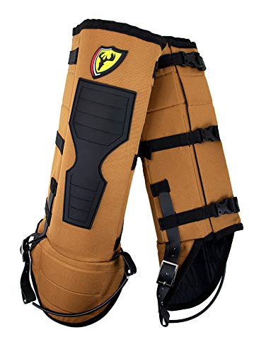 ScentBlocker Diamondback Premium Snake Gaiters (Regular)