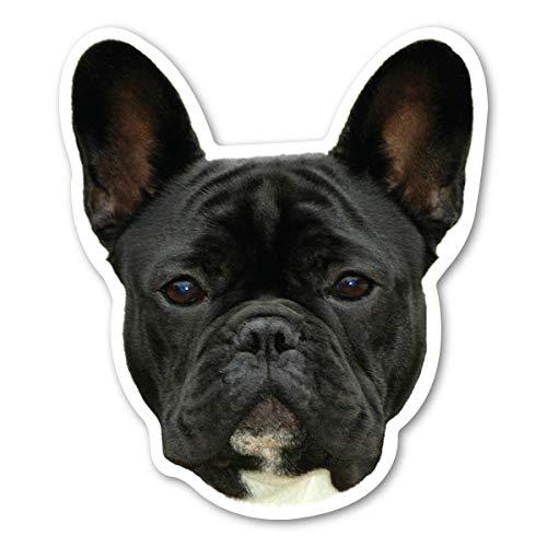 (Black) French Bulldog Magnet