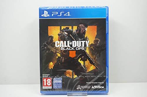 Call of Duty Black OPS 4 - PS4 nv Prix