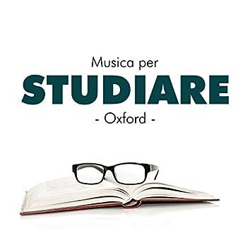 Musica per Studiare (Oxford) - Musica Rilassante New Age con Suoni della Natura, Pioggia, Onde del Mare, Pianoforte e Rumore Bianco