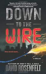Cover of Down to the Wire by David Rosenfelt