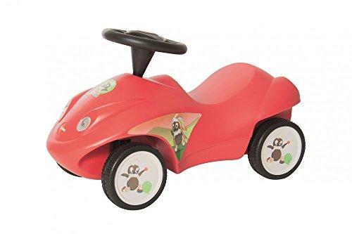 Baby Rutscher Pittiplatsch himbeerrot von FERBEDO Rutsche-Auto