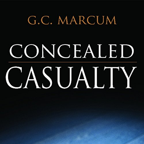 Concealed Casualty audiobook cover art