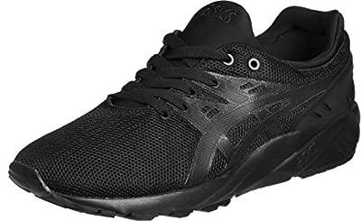 Asics Unisex Adults Gel-Kayano Trainer Evo Zapatillas de correr Adultos Unisex, Negro (Black/Black), 38 EU