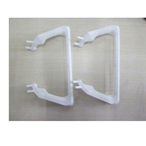 base legs white - UDI RC - RCU8421-08W