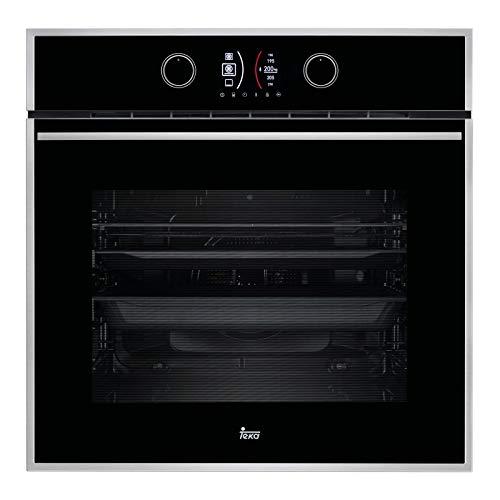 Teka PAL-41566020 Backofen (Elektro/Einbau) / A/Gehäusekühlung; Tür vierfach verglast