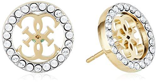 Guess Damen Ohrringe UBE78005 Kein Metalltyp Andere Form Edelstein