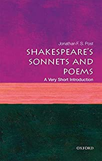 Shakespeare's Sonnets and Poems: A Very Short Introduction