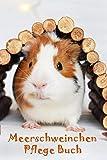 Meerschweinchen Pflege Buch: Meerschweinchen Buch für Kinder. Meerschweinchen Zubehoer, Meerschweinchenpflege für Kinder, Planungshilfe und Checkliste ... für die eigenständige Pflege und Futter.