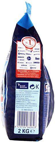 Finish Classic – Detergente para el lavavajillas, en polvo, 2 kg