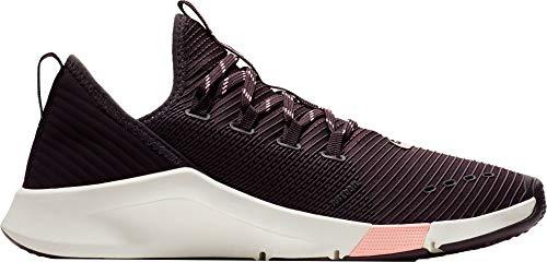 Nike Wmns Air Zoom Elevate, Scarpe da Fitness Donna, Multicolore (Burgundy Ash/Pink Tint/Sail/Aurora Green 662), 40 EU