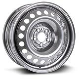 RTX, Steel Rim, New Aftermarket Wheel, 16X6, 5X98, 58.1, 36, grey finish X46598