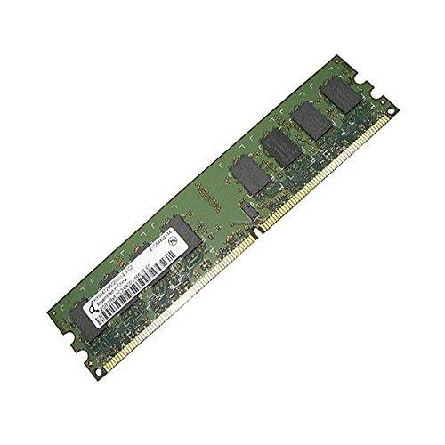 Qimonda, 256 MB Ram Arbeitsspeicher 2GB DDR2 Pc 2-4200U HYS64T32000HU - 3,7-A Pc-Schreibtisch