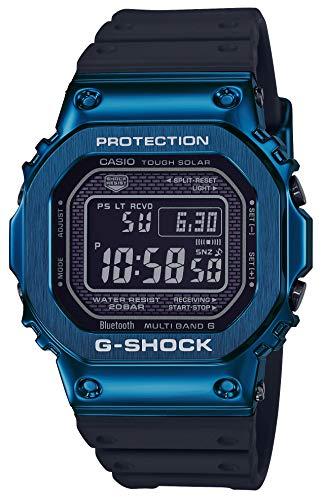 G-Shock [Casio] Reloj del Choque Gee con Negro Solar de Radio Bluetooth GMW-B5000G-2JF Hombres