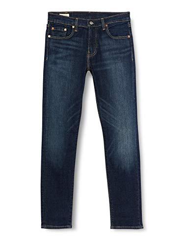 Levi's 512 Slim Taper Jeans, Brimstone Adv, 33W/34L para Hombre