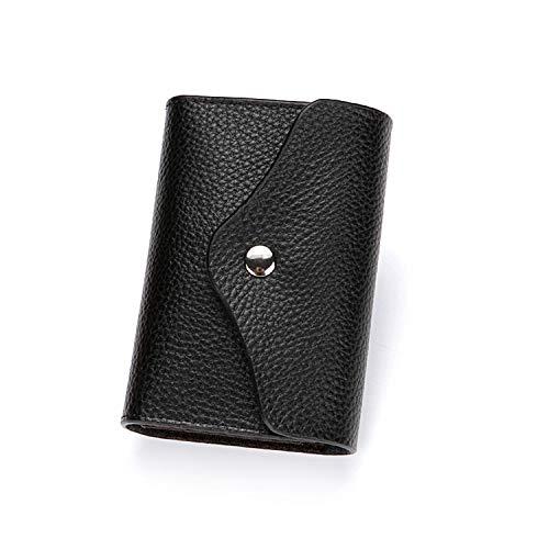 JUAN Kaarthouder Pop Up Portemonnee Dubbele Aluminium Credit Card Protector RFID Blokkeren Geld Clip PU Voor Mannen Vrouwen
