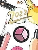 20 22: Planificador semanal Agenda con Vista Semanal Planner Organizador y lista To-do Para para el Hogar,Estudio, Oficina | 21,59 x 27,94 cm