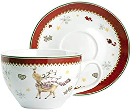 jumbo porcelain christmas dishes italian
