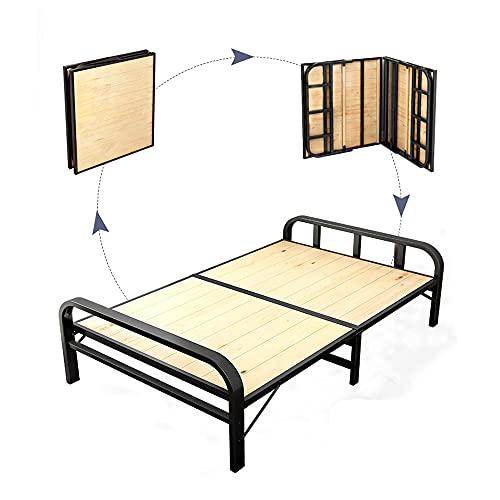 Folding bed Cama Plegable Cama De Visitante De Habitación Individual Pequeña, Longitud...