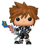 Funko - Disney Kingdom Hearts 3-Sora (Drive Form) - Figura Decorativa, Multicolor, 34060...