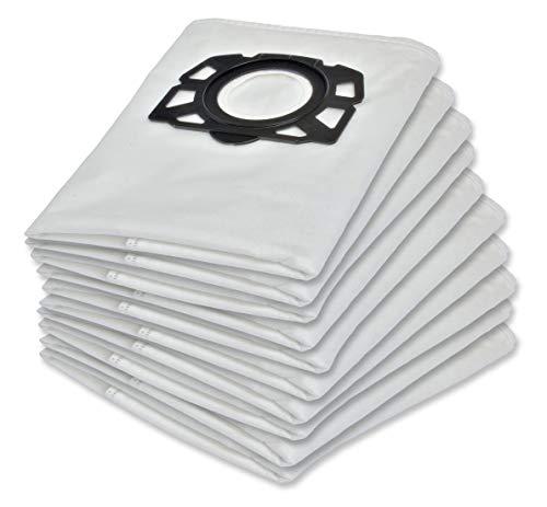 Invest 10 Staubsaugerbeutel geeignet für Kärcher WD4 WD5 WD6 MV4 MV5 MV6 WD 4 WD 5 WD 6 KÄRCHER 2.863-006.0