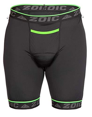 ZOIC Carbon Liner Shorts - Men's Black, L