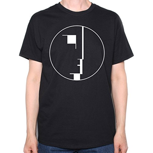 Bauhaus T Shirt - Classic Logo 100% Official Licensed