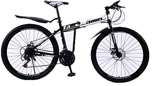 Fantastic Deal! Xiaochongshan Mountain Bike 30 Speed Steel Frame 26 Inches 3-Spoke Wheels Dual Suspe...