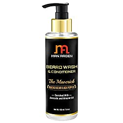 itchy beard phase - Man Arden Beard Wash