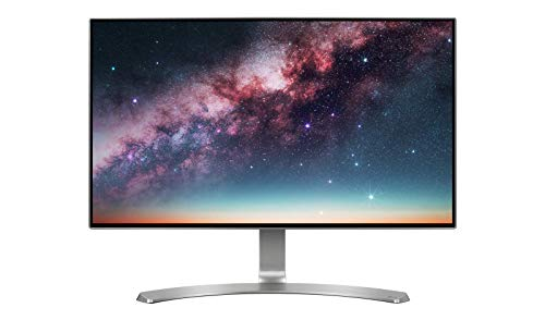 LG 24MP88HV-S - Monitor FHD de 60,4 cm (23,8') con Panel IPS (1920 x 1080 píxeles, 16:9, 250 cd/m², sRGB 99%, 1000:1, 5...