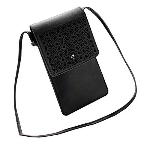 Small Handbag Single Shoulder Cellphone Wallet Purse Crossbody Bag for Women