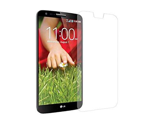 TAMO inastillable Protector de Pantalla de Cristal con tecnología de Nano-Slim para LG G2