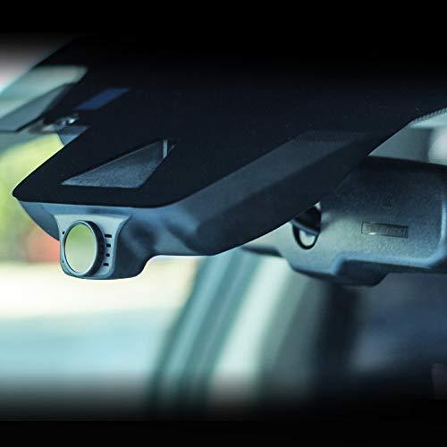 IRO Lens RX Dash CAM Dual Lens Auto Recorder Support Rear View Camera Dash Camera Recorder WiFi 2K WiFi Smart G-Sensor 24H Parking