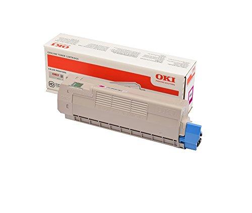 Oki 46507506 Original Toner 1er Pack