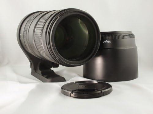 Sigma 120 400 Mm F4 5 5 6 Dg Os Hsm Objektiv Für Canon Kamera