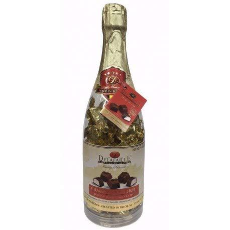 コストコ シャンパン トリュフ ボトル デラファーレ (ゴールド)